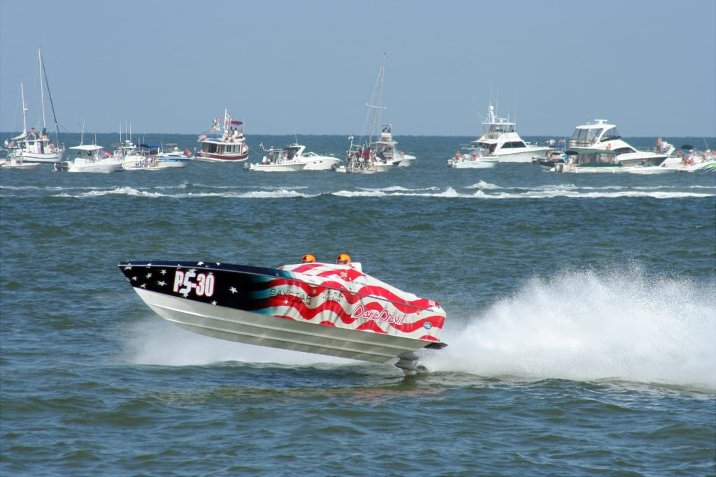Clearwater Superboat Races
