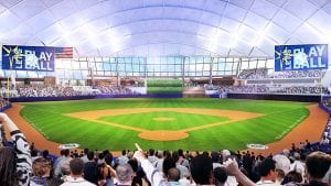 Tampa Bay Rays New Stadium