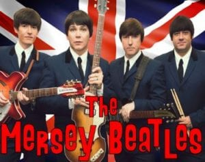 The Jersey Beatles at Central Park Performing Arts Center
