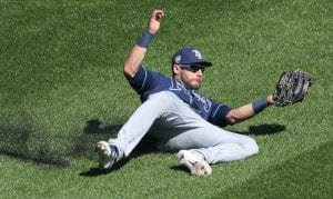 Rays in tough American League