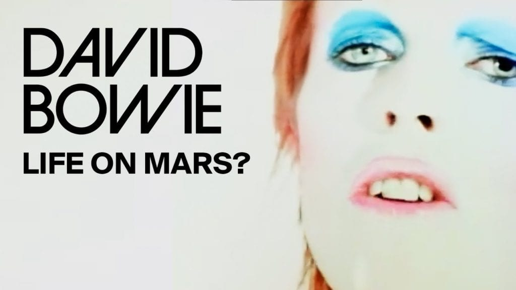 Live on Mars a David Bowie Tribute