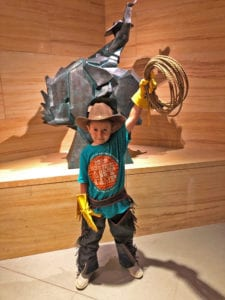 National Day of the Cowboys and Cowgirls at the James Museum