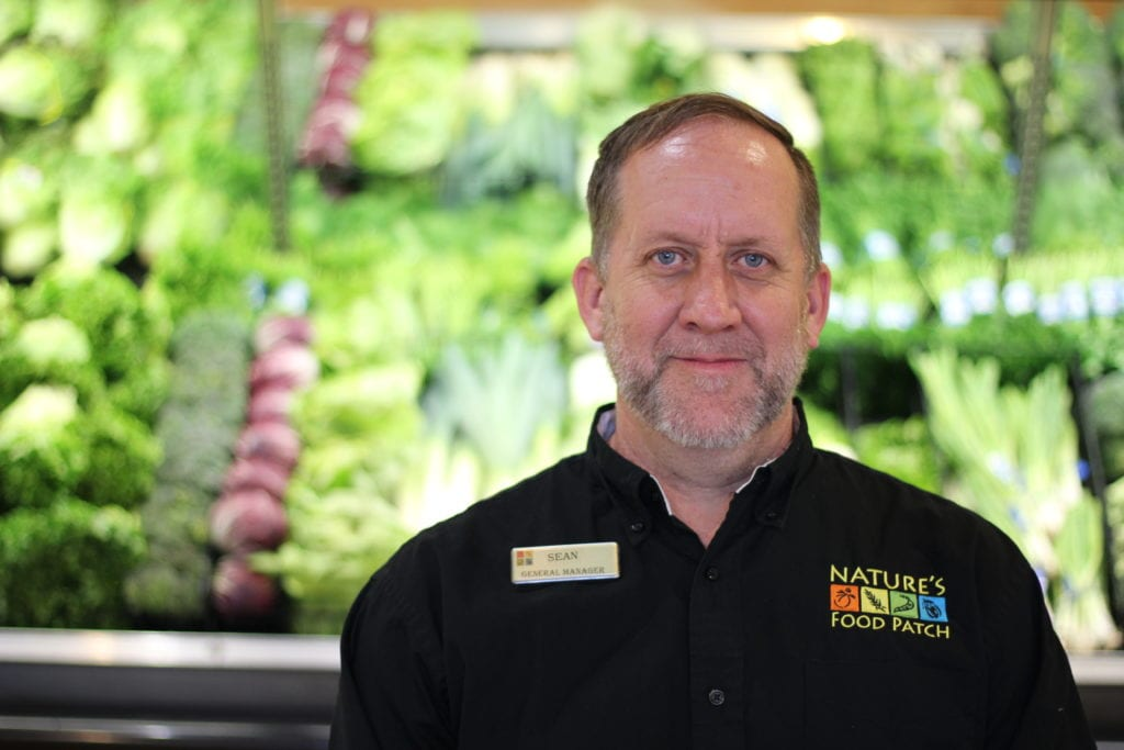 Sean from Natures Food Patch