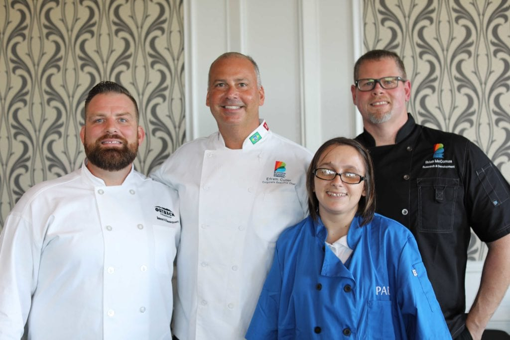 PARC Top Chef Event and Fundraiser for culinary Art Program