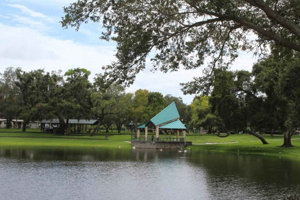 Music in the Park at Seminole City Park