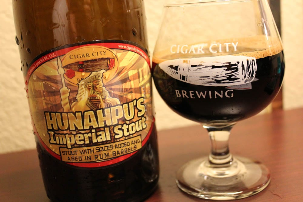 Hunahpu's Day with Cigar City