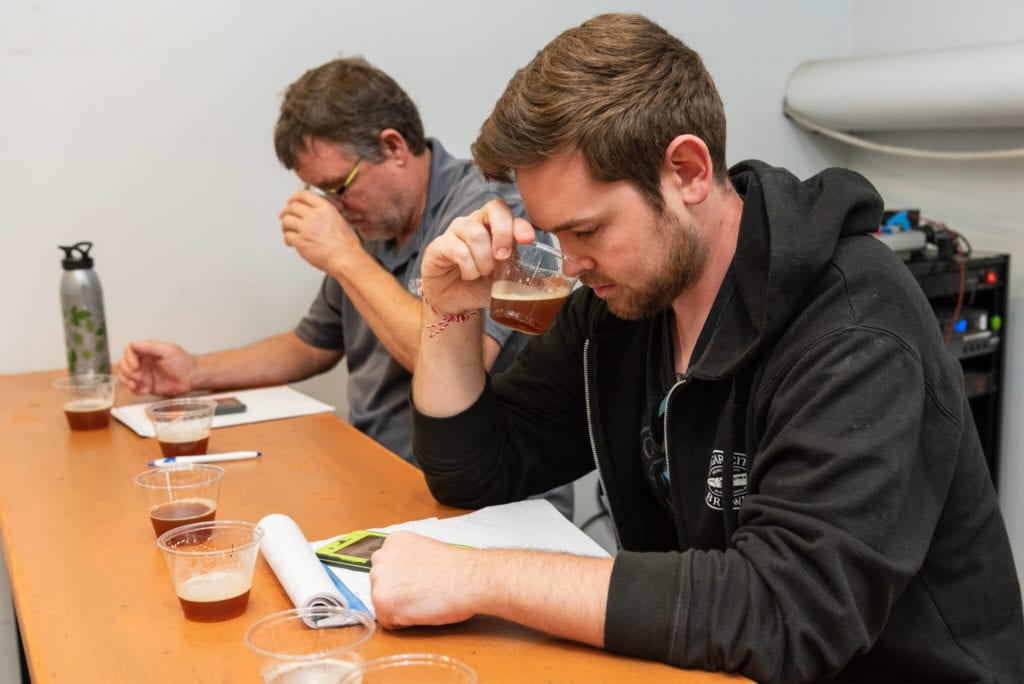 Cigar City Brewing Quality Control