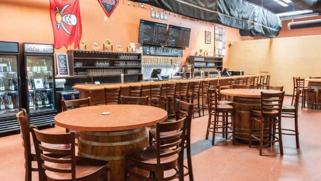 The Tasting Room at Cigar City