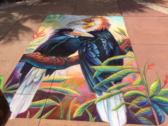 Clearwater Chalktober Festival in Clearwater and Clearwater Beach