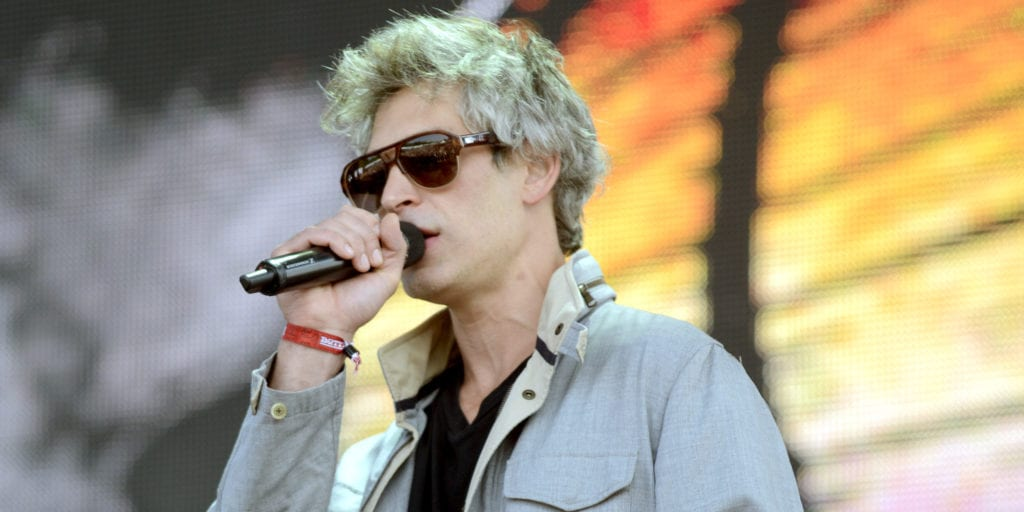 Downtown St. Petersburg Songwriters Festival Matisyahu performs