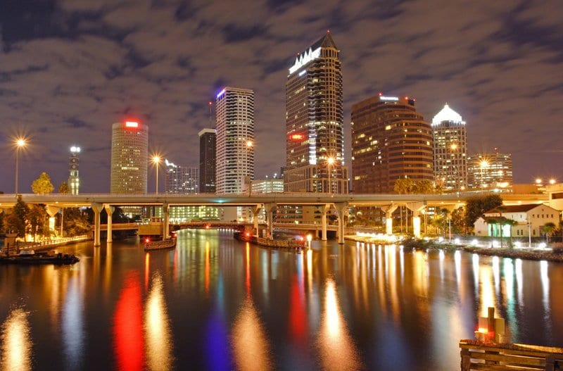 Relocating to Tampa
