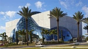 St. Pete a cultural mecca on the rise with Dali Museum