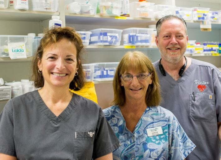 Clearwater Free Clinic Staff