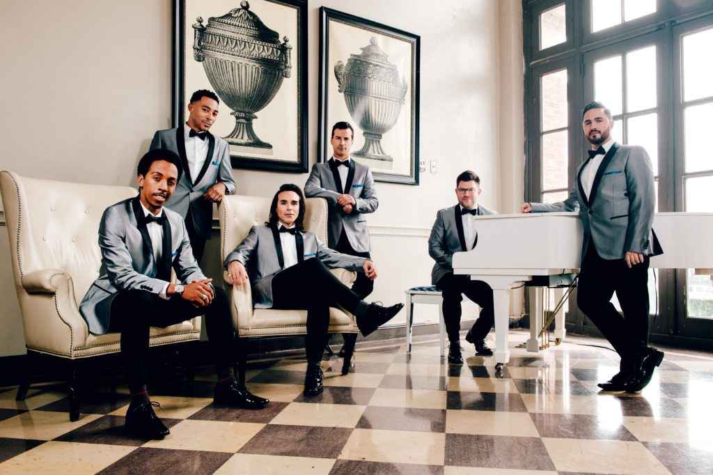 The Doo Wop Project at Duke Energy Center for the Arts – Mahaffey Theater