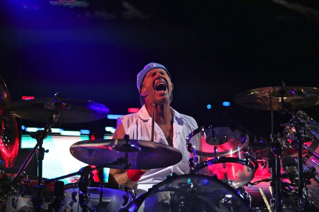 Chad Smith the Rock Star