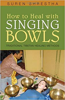 Suren Shrestha, author of How to Heal with the Singing Bowls