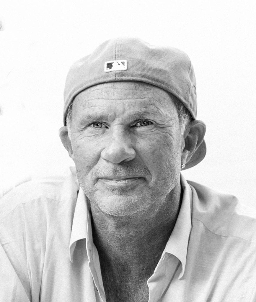 Chad Smith Rock Star ans Roadshow Artist