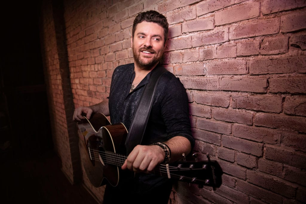 Chris Young, multi-platinum country music star, will headline this year's tournament concert, Valspar® LIVE