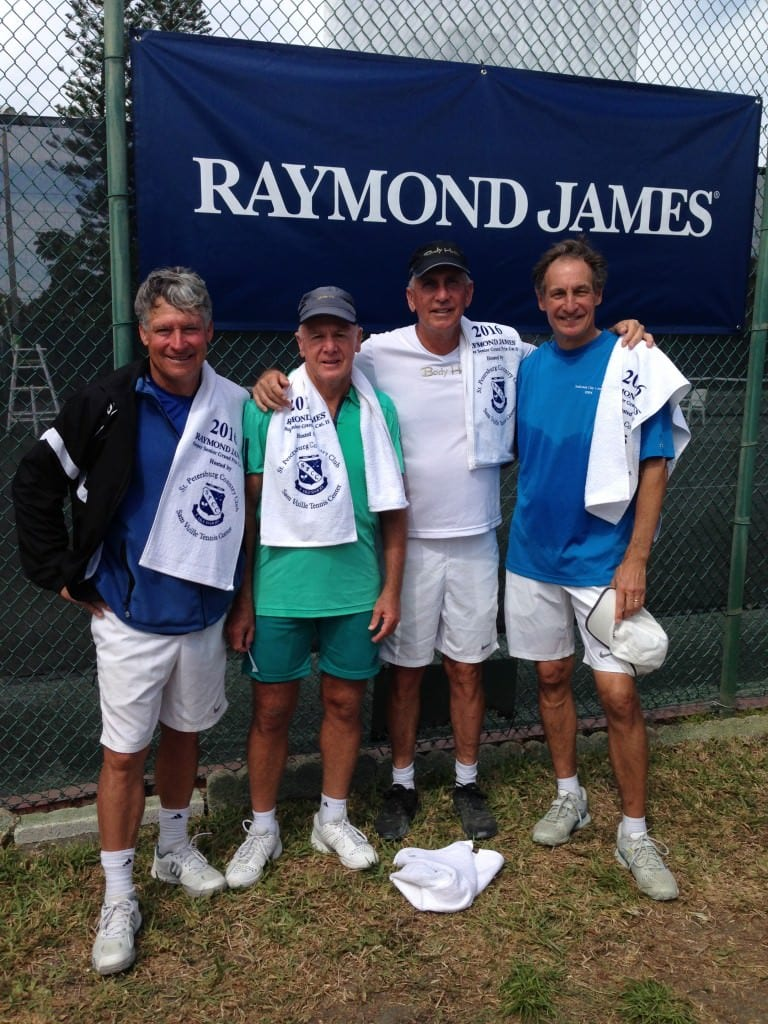 The  Super Senior Grand Prix players will compete in eight age divisions in both singles and doubles in 5-year increments, beginning at age 55 through 90.  Players earn cash prizes and points for state, national and world rankings. Cash prizes are based on 25 percent of the entry fee plus 50% of net program revenues, which provides the highest prize money on the SSGP Circuit. Find out more about the tournament here.