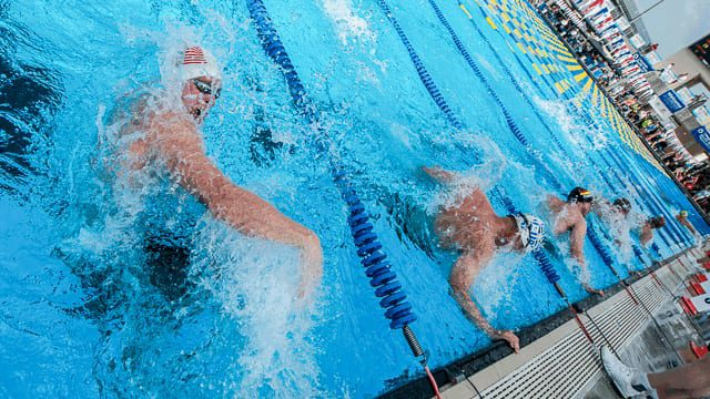 The Sunshine State Conference Men's and Women's Swimming Championships returns to the pool at the Long Center in Clearwater