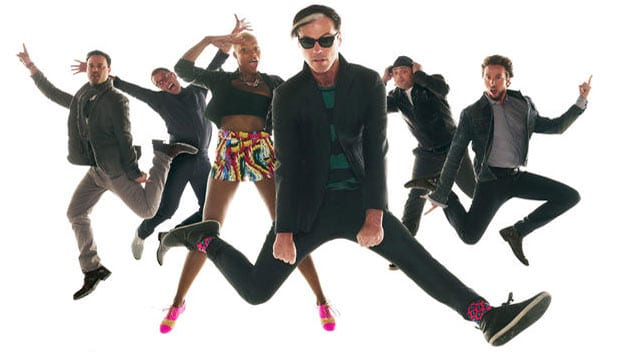 Fitz-and-the-Tantrums at Busch Gardens Food and Wine Festival