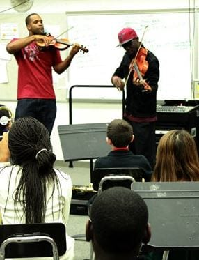 Educational Programs at Straz Center