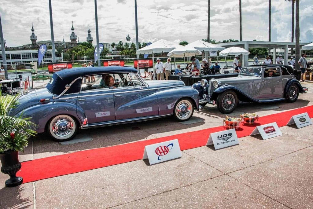 2nd Annual Gasparilla Cars at Curtis Hixon Waterfront Parks