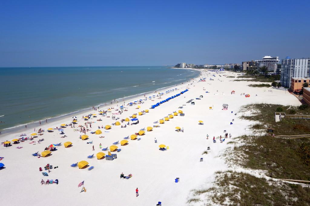 NAMED NUMBER ONE BEACH-ST. PETE BEACH