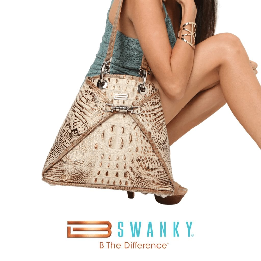 BSWANKY has donated over $100,000 in handbags to local non-profits including PARC