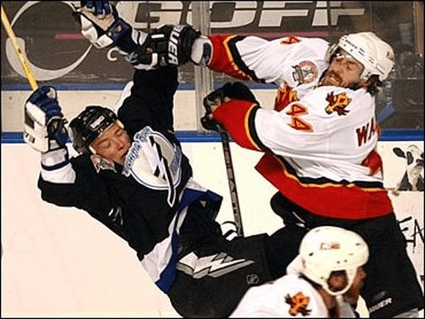 2004 Stanley Cup Championship Winners Tampa Bay Lightning