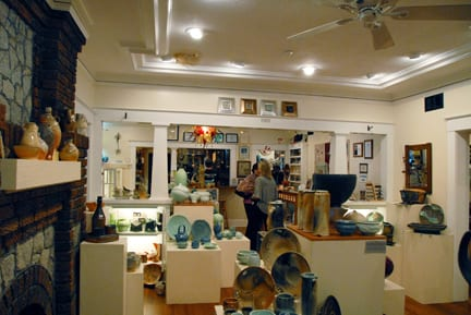 Craftsman House and Gallery Second Saturday Artwalk is Back! Just in Time for the Holidays