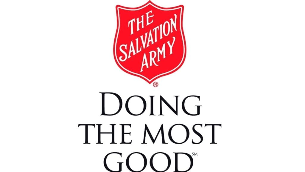 Salvation Army Doing the Most Good logo