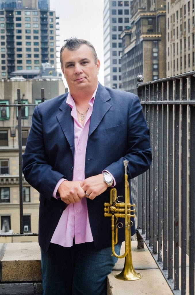 Jazz Musician Carl Fischer performs on some of the world's biggest stages as a featured soloist/multi-instrumentalist (Trumpet, Flugelhorn, Trombone and Saxophone), including record-breaking sold-out stadium and arena tours with pop music icon Billy Joel.