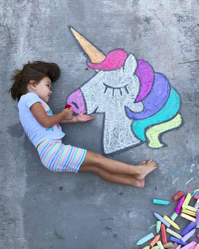 Artists Participating in this Week's Chalktober Fest in South Clearwater Beach