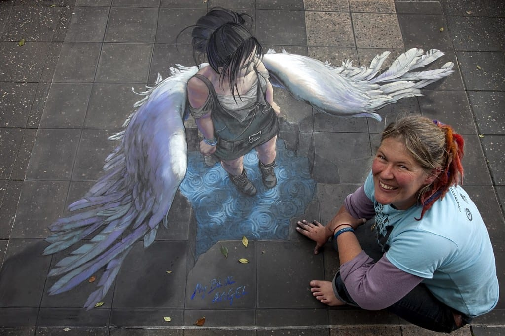 Amplify Clearwater brings Chalktoberfest to South Clearwater Beach