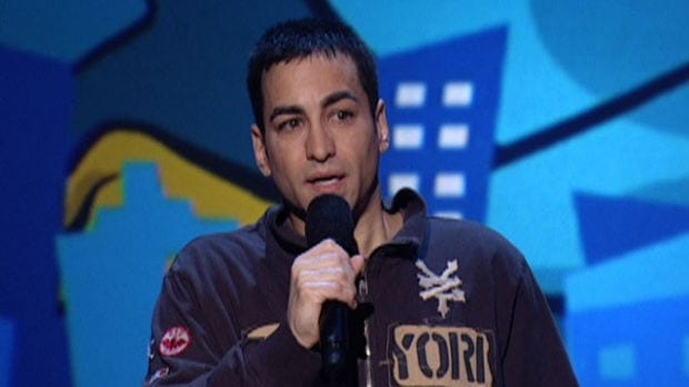 THE NO APOLOGIES COMEDY TOUR with Mitch Fatel