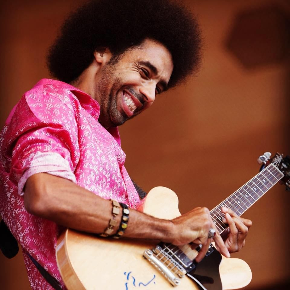 MiniBluesFest Highlights Two Tampa Native Blues Musicians here we have blues musician Selwyn Birchwood