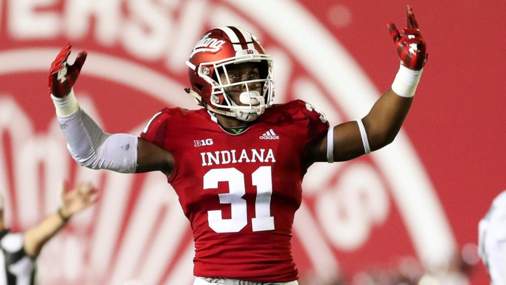 Indiana University hoosiers to play in Outback 2021