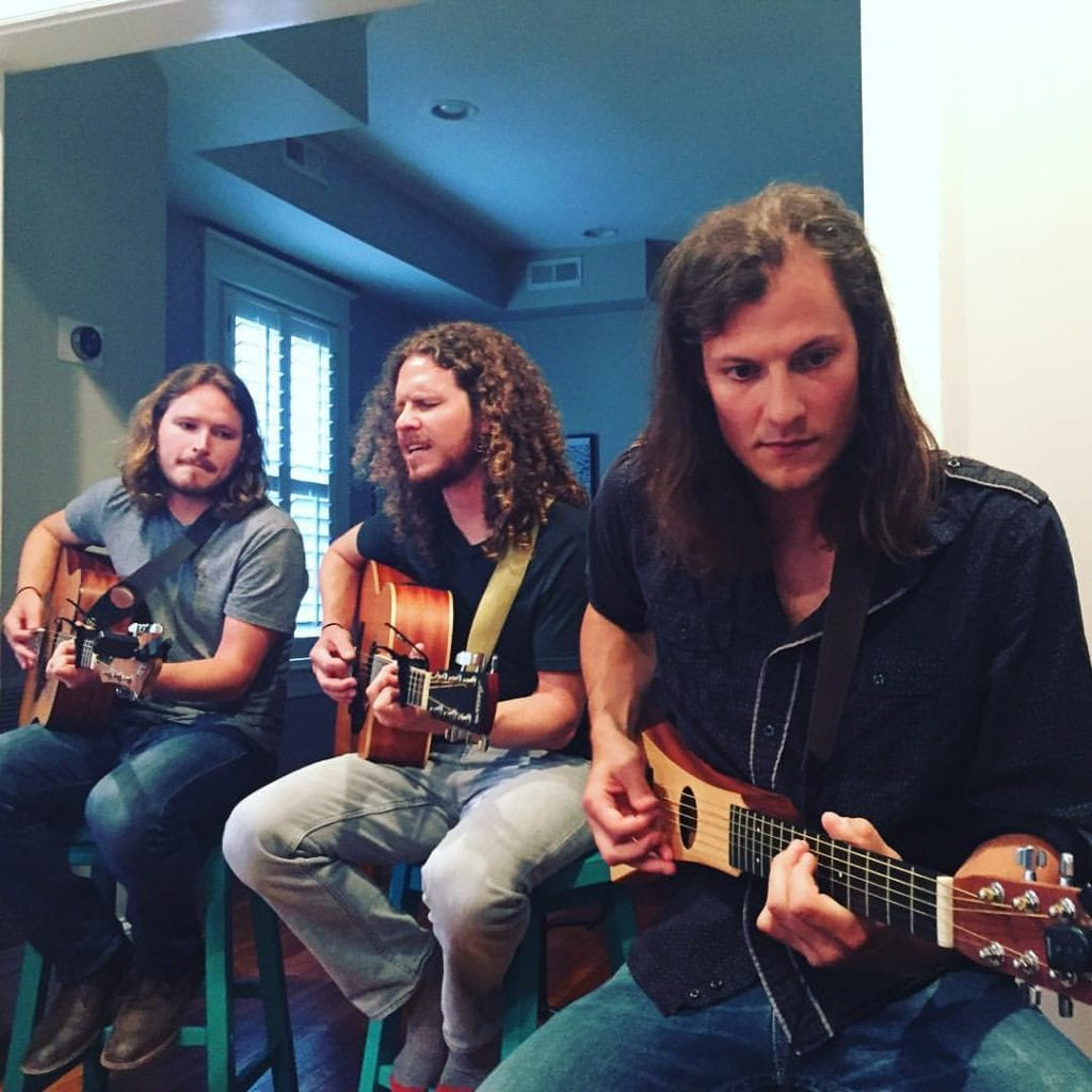 The Curry's Band has been staking its claim within the Americana music scene since 2013,