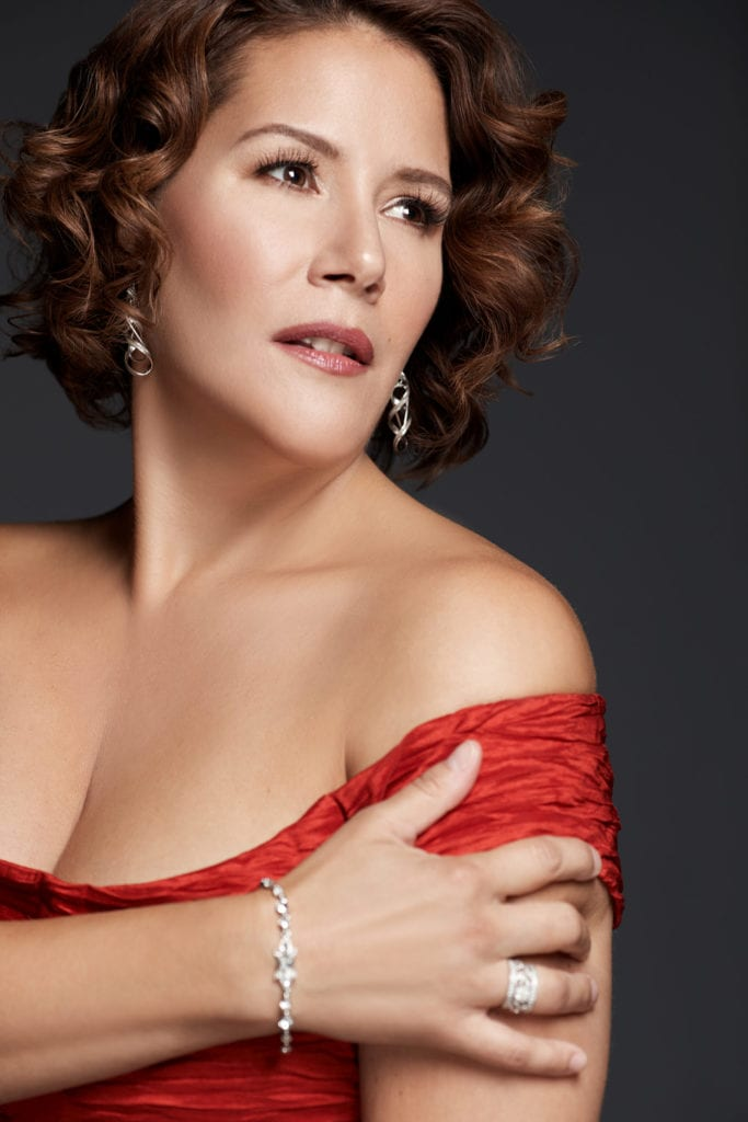 Danielle Talamantes to perform a Soprano's Mosaic for the St . Petersburg Opera Company