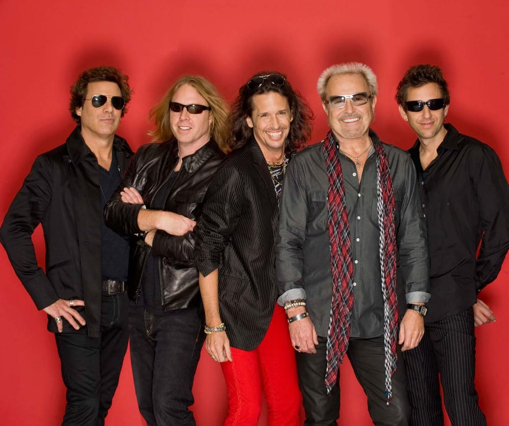 foreigner band coming to Destination Tampa Bay