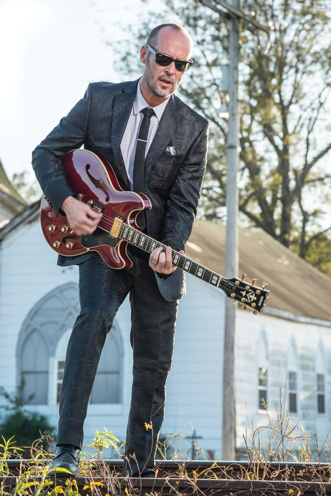 Paul Thorn comes to Ruth Eckerd Hall