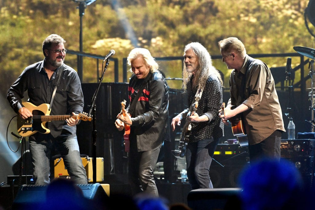 The Eagles In Concert - Inglewood, CA