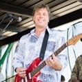 GREG CZINKE Guitar & Black Honkey's backup vocals, has played and toured with the band since 2005, tasty guitar licks.