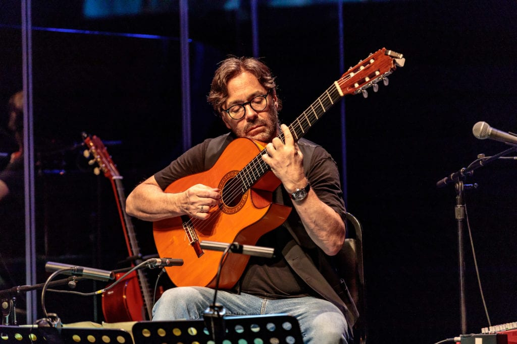 Al Di Meola playing Acoustic Guitar coming to Central Park Performing Arts Center in Largo