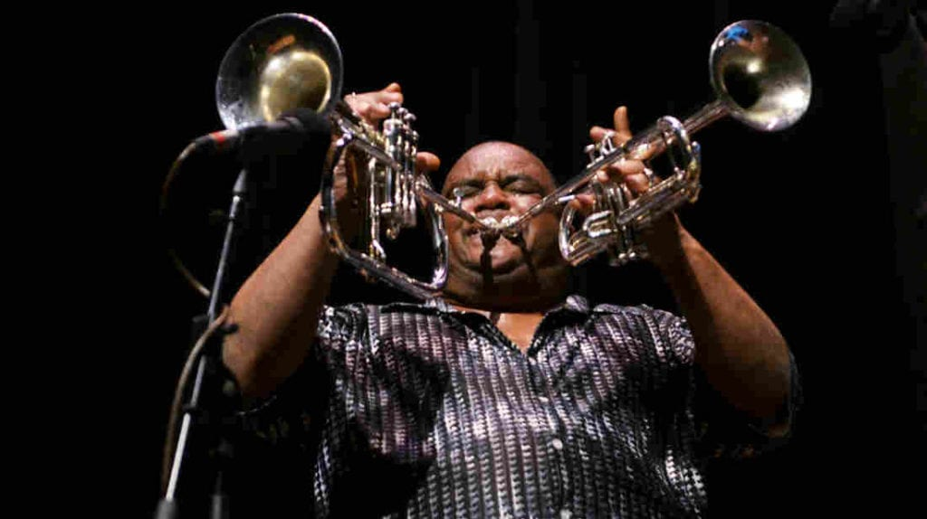 The Nancy and David Bilheimer Capitol Theatre presents Dirty Dozen Brass Band on Friday April 17 at 8 pm.