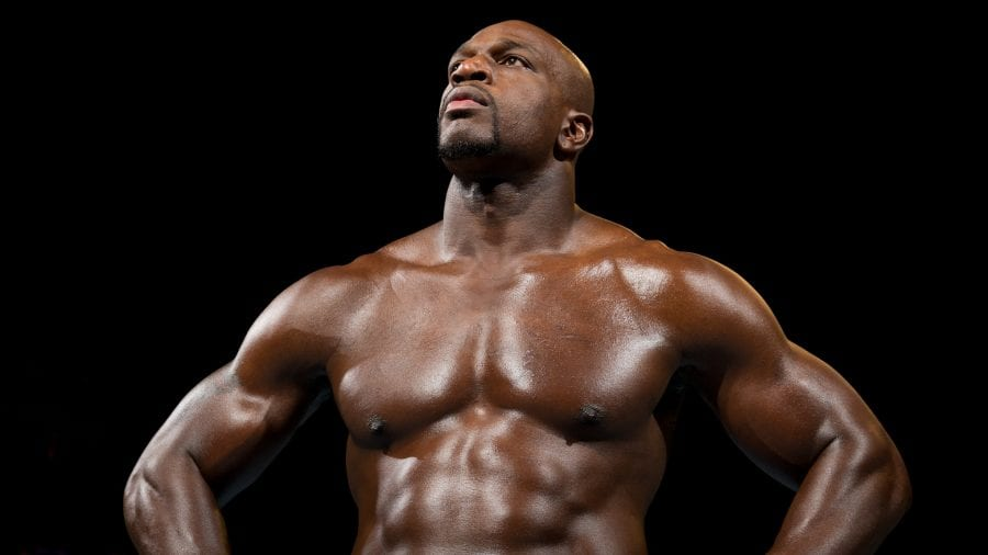 Titus O'Neil and World Wrestling Entertainment