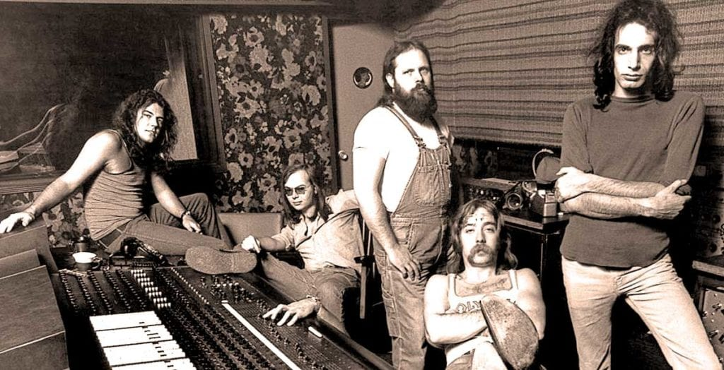 Steely Dan many years ago