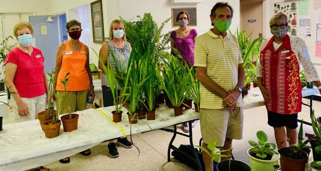 The Plant Sale takes place in the gardens of The Clearwater Garden Club located at 405 Seminole Street and the corner of Ft Harrison Ave. It is Saturday May 1st and goes from 8 am to Noon. Most plants are locally grown and priced under $5. This is a great way for you to say I Love You to Mom or spruce up your flower and vegetable gardens this year with locally grown plants. In addition to the plants there will be tools, pots, and gardening books.