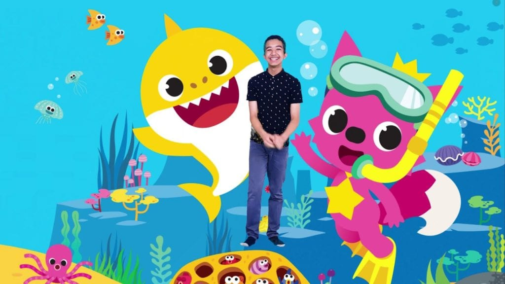 Baby Shark, Pinkfong's global hit song about a family of sharks, has climbed the charts and connected with fans around the globe.